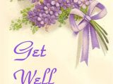 Get Well soon and Happy Birthday Card Get Well soon