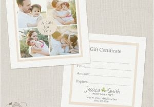 Gift Certificate Template for Photographers Photography Gift Certificate Templates 17 Free Word