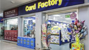Gift Wrapping Paper Card Factory Card Factory Castlecourt Shopping Centre Belfast