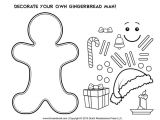 Gingerbread Man Decoration Template the 25 Best Gingerbread Man Template Ideas On Pinterest