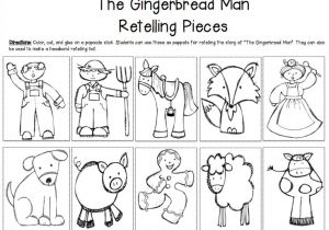 Gingerbread Man Story Map Template 22 Best Gingerbread Man Images On Pinterest Christmas