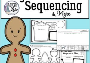 Gingerbread Man Story Map Template Gingerbread Man Sequencing More Gingerbread Man