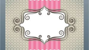 Girly Business Cards Templates Free Girly Card Template