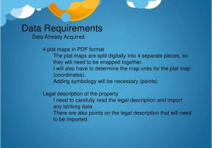 Gis Project Proposal Template Gis Project Proposal