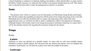 Gis Project Proposal Template Project Proposals Inspirational Project Proposal format