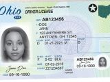 Give Your Id Card to the Border Guard Ohio S Compliant Driver S Licenses Won T Allow You Into