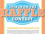 Giveaway Flyer Template Design A Winning Raffle Flyer Postermywall