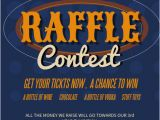 Giveaway Flyer Template Raffle Contest Poster Template Postermywall