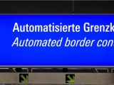 Global Entry Card Border Crossing Entry Exit System Ees System Eu Borders In 2020