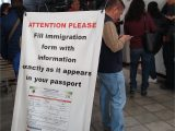 Global Entry Card Mexico Border Mexico Pledges to Protect U S Visitors During Holiday