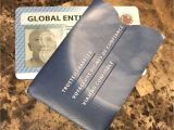 Global Entry Card Mexico Border New Passport How to Update Global Entry Baldthoughts