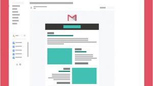 Gmail Custom Email Template 14 Google Gmail Email Templates HTML Psd Files