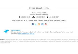Gmail Email Template and Snippet Manager Gmail Signature Template Template Business