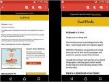 Gmail Responsive Email Template Desktop View to Be forced In Gmail Responsive Email Templates