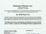 Gmp Certificate Template Articles Pharma Manufacturing Download Pdf