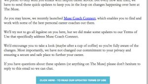 Go Live Announcement Email Template 5 Email Newsletter Templates to Always Have Mailup Blog