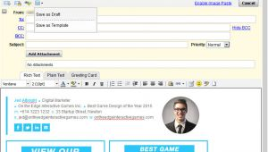 Godaddy Email Templates How to Setup An Email Signature In Godaddy Workspace