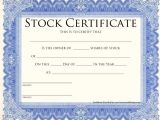 Goes Stock Certificate Template Stock Certificate Template Cyberuse