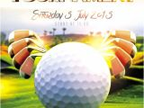 Golf tournament Flyer Template Download Free Flyer Psd Template Golf tournament event Facebook Cover
