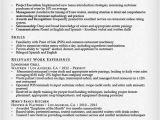 Good Basic Skills to Put On A Resume Waitress Combination Resume Sample Employment Resume