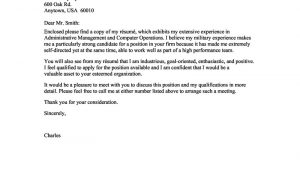 Good Cover Letter Examples for Administrative assistant the Best Cover Letter for Administrative assistant