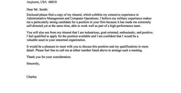 Good Cover Letter for Administrative assistant Job the Best Cover Letter for Administrative assistant