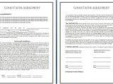 Good Faith Contract Template Good Faith Agreement Template Free Business Templates