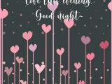 Good Night Love Card for Him 430 Best Good Morning Good evening Good Night and Gifs