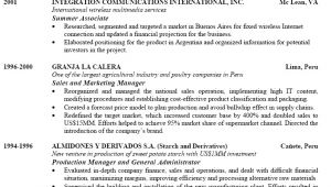 Good Resume Sample Examples Of Good Resumes that Get Jobs