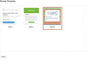Google Apps Email Templates Getting Started with Gmail Email Templates Cloudhq Support