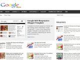 Google Blogspot Templates 7 Template Seo Friendly Terbaik Dan Keren Gratis