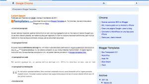 Google Blogspot Templates 8 Free Blogger Templates Worth Exploring