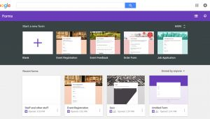 Google forms Templates Creating Google forms Templates Madinbelgrade