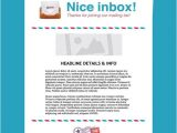 Google HTML Email Templates Email Template Design Google Search Work Email