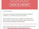 Google Review Request Email Template 3 Free tools to Get Google Reviews for Your Business