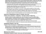 Google software Engineer Resume Pdf How to Write software Engineer Resume
