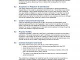 Government Contract Proposal Template Example Rfp Template for Website Design Development