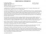 Government Resume Templates Federal Government Resume Resume Badak