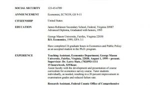 Government Resume Templates Federal Resume Template 8 Free Word Excel Pdf format