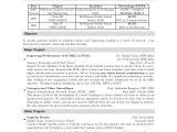 Graduate Student Resume for Internship Sample Resume for Internship 10 Examples In Word Pdf
