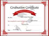 Graduation Certificate Template Graduation Certificate Templates for Ms Word