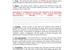 Grain Contract Template 9 Vendor Contract Samples Templates Free Word Pdf