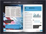 Graphic Design Company Profile Template Company Profile Brochure Template Invitation Template