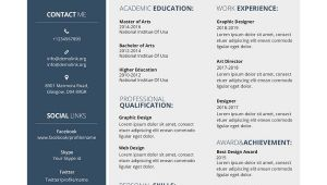 Graphic Designer Resume Word format Download Graphic Designer Resume Template 17 Free Word Pdf