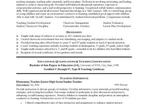 Great Teacher Resumes Samples 28 Best Images About Teacher Resumes On Pinterest