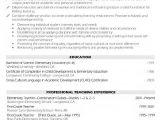 Great Teacher Resumes Samples From Teachers Pay Teachers