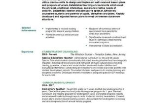 Great Teacher Resumes Samples Great Teacher Resumes Best Resume Collection