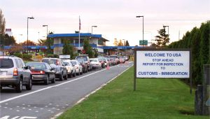 Green Card Holder Crossing Canadian Border Rules for Re Entering the U S From Canada