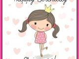 Greeting Birthday Card for Daughter Pin On Birthday Time
