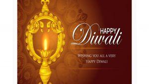 Greeting Card About Happy Diwali Elegant Happy Diwali Festival Greetings Card Zazzle Com